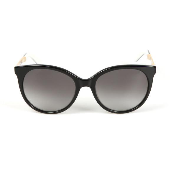Kate Spade Womens Black Amaya Sunglasses main image