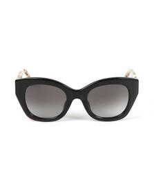 Kate Spade Womens Black Jalena Sunglasses