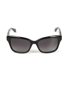 Kate Spade Womens Black Johanna Sunglasses