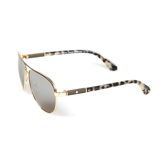 Kate Spade Womens Gold Emilyann Sunglasses main image