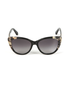 Kate Spade Womens Black Sherylyn Sunglasses