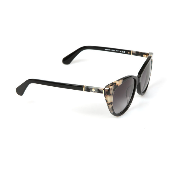 Kate Spade Womens Black Sherylyn Sunglasses main image