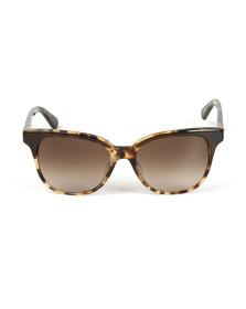 Kate Spade Womens Brown Arlynn Sunglasses