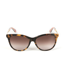Kate Spade Womens Brown Jizelle Sunglasses