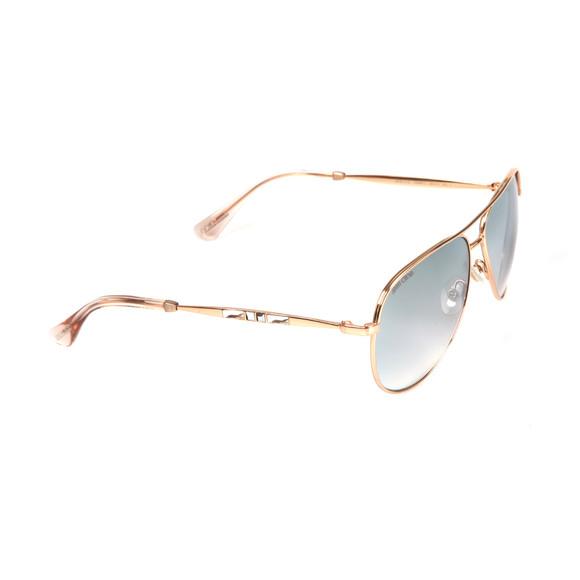Jimmy Choo Womens Gold Jewly Sunglasses