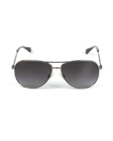 Jimmy Choo Womens Grey Jewly Sunglasses