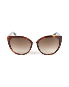 Jimmy Choo Womens Brown Dana Sunglasses