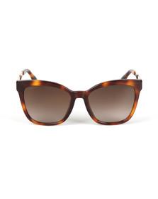 Jimmy Choo Womens Brown Junia Sunglasses