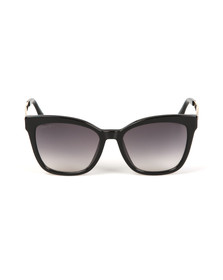 Jimmy Choo Womens Black Junia Sunglasses