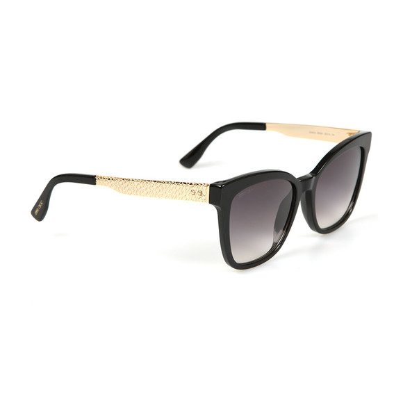 Jimmy Choo Womens Black Junia Sunglasses main image
