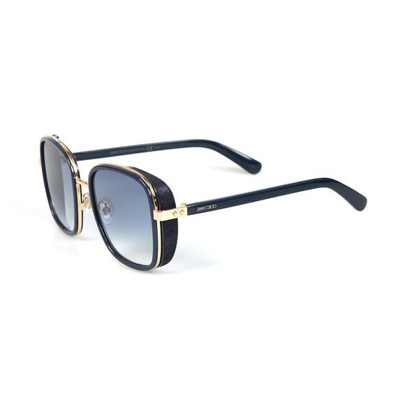 Jimmy Choo Womens Blue Elva Sunglasses main image