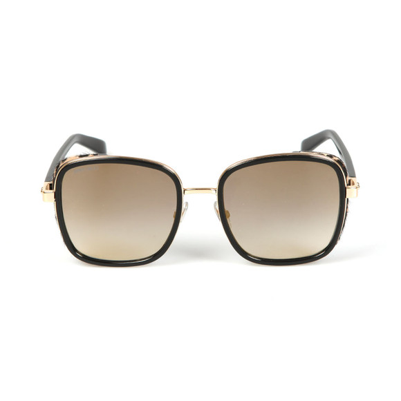 Jimmy Choo Womens Black Elva Sunglasses main image