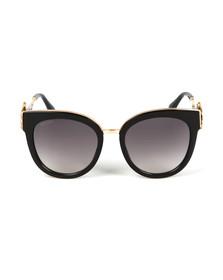 Jimmy Choo Womens Black Jade Sunglasses