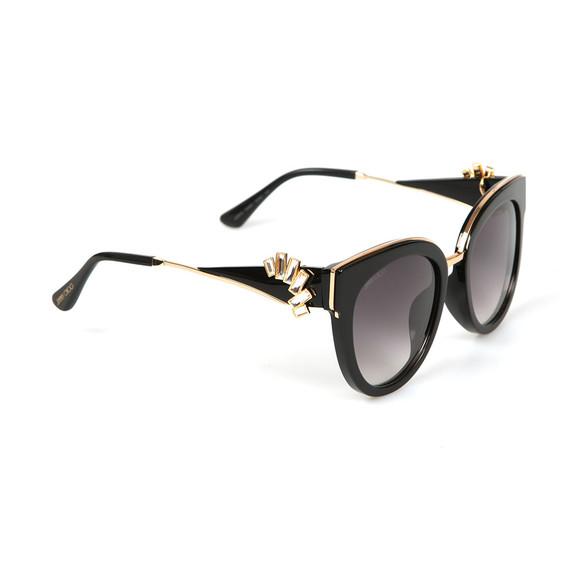 Jimmy Choo Womens Black Jade Sunglasses main image