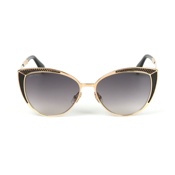 Jimmy Choo Womens Black Domi Sunglasses main image