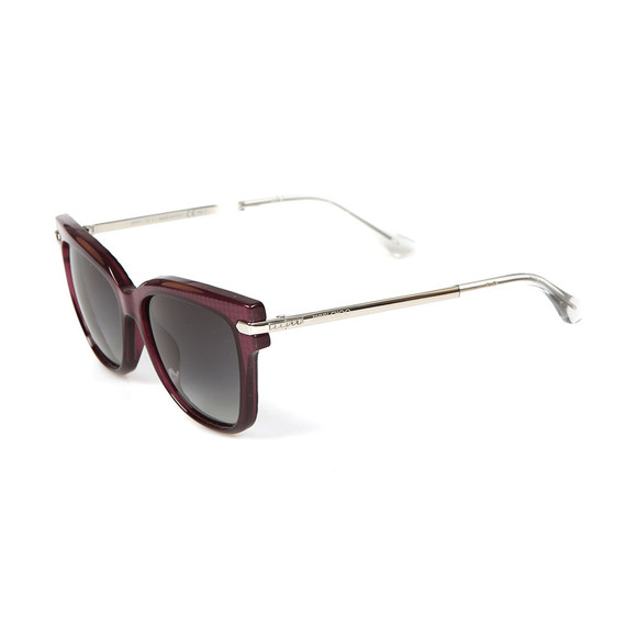 Jimmy Choo Womens Purple Ara Sunglasses main image