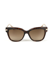 Jimmy Choo Womens Brown Ara Sunglasses