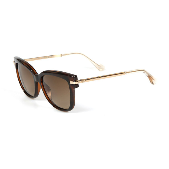 Jimmy Choo Womens Brown Ara Sunglasses main image
