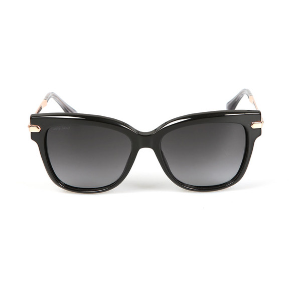 Jimmy Choo Womens Black Ara Sunglasses main image