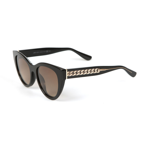 Jimmy Choo Womens Black Chana Sunglasses main image
