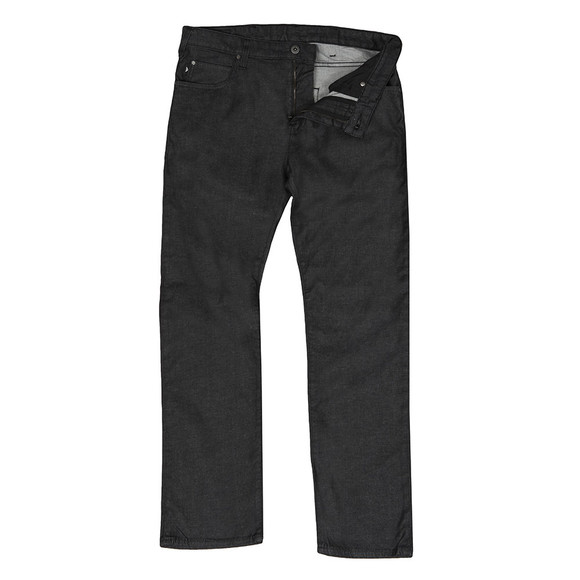 Emporio Armani Mens Black J45 Jean main image