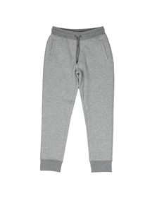 Emporio Armani Mens Grey Small Logo Jogger