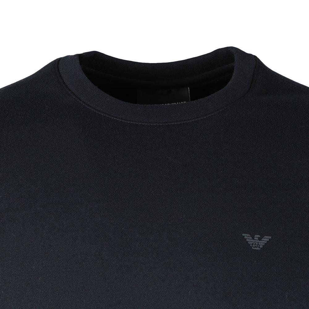 Small Logo Crew Sweatshirt main image
