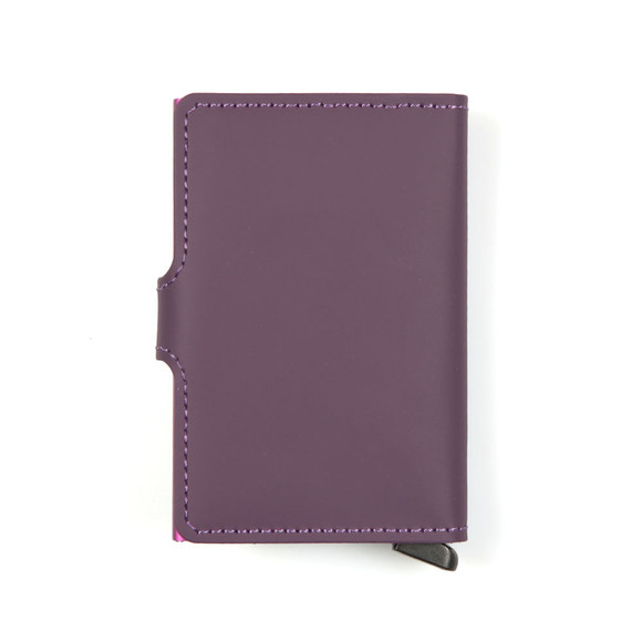Secrid Womens Purple Matte Miniwallet main image