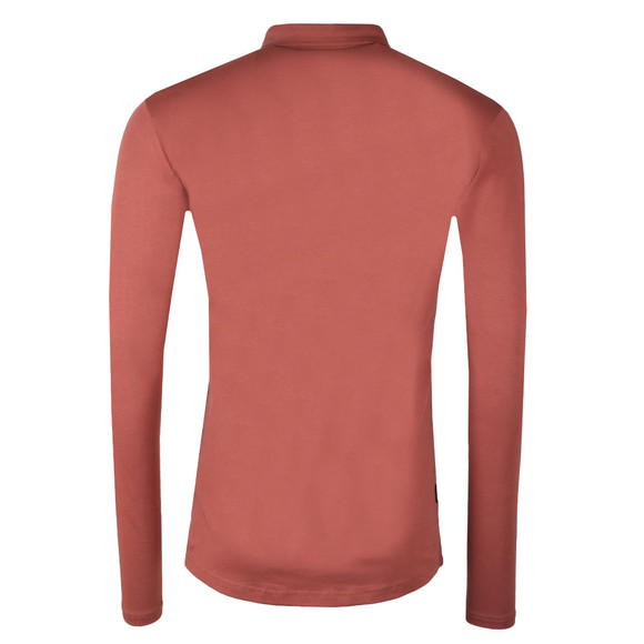 Gym King Mens Red Jersey Long Sleeve Shirt main image