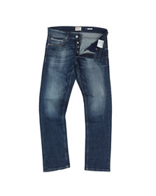 Replay Mens Blue Grover Super Stretch Jean