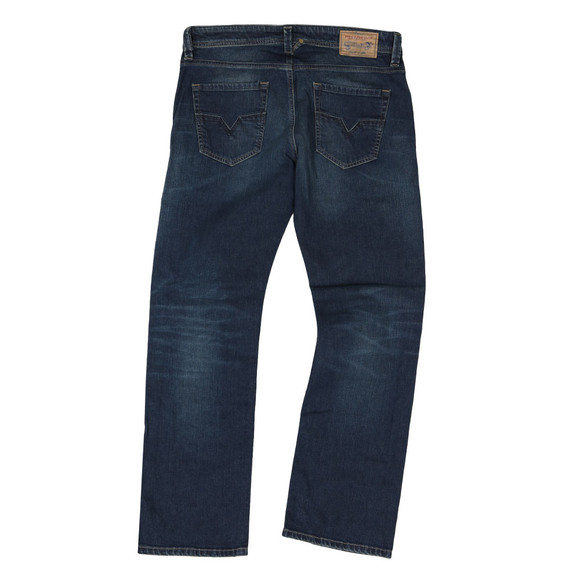 Diesel Mens Blue Larkee 0853R Straight Jeans main image
