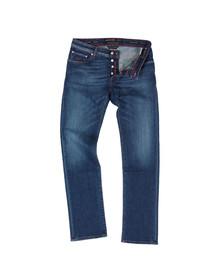 Jacob Cohen Mens Blue J622 Comfort Tailored Jean