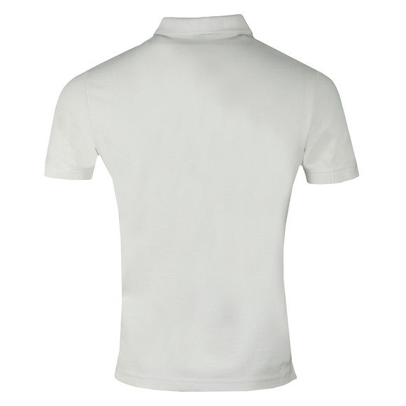 Replay Mens Off-white S/S Polo main image