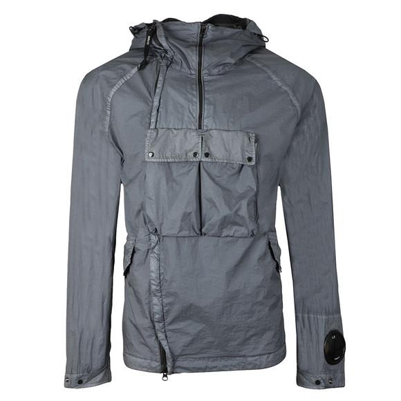 C.P. Company Mens Grey Nyfoil Goggle Jacket main image