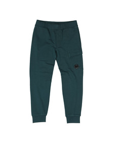 C.P. Company Mens Green Viewfinder Pocket Jogger