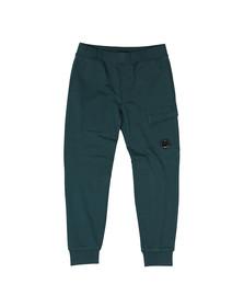 CP Company Mens Green Viewfinder Pocket Jogger
