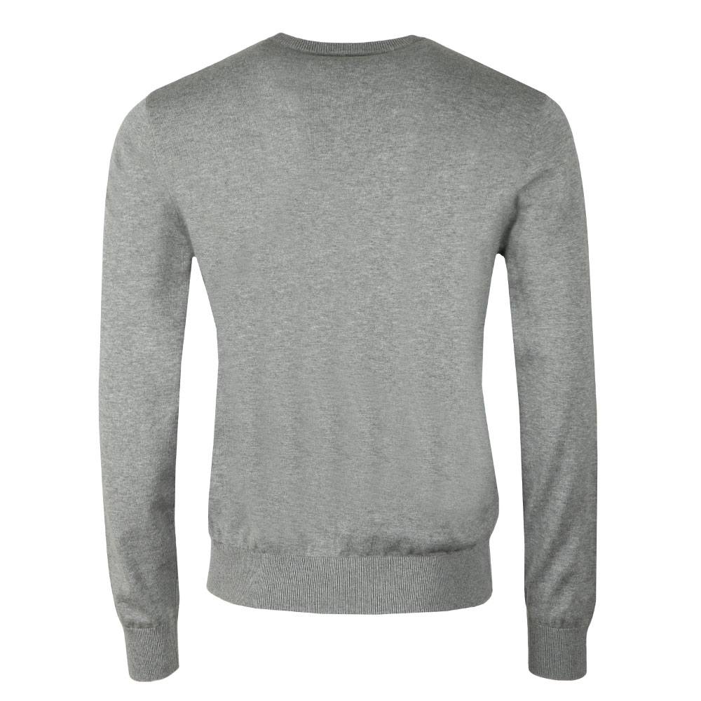 Small Logo V Neck Jumper main image