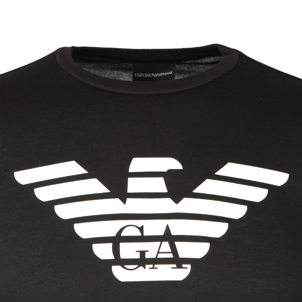 Large Eagle Logo L/S T Shirt main image