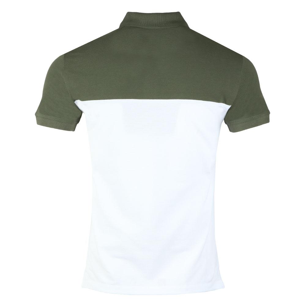 Embroidered Logo Pique Polo Shirt main image