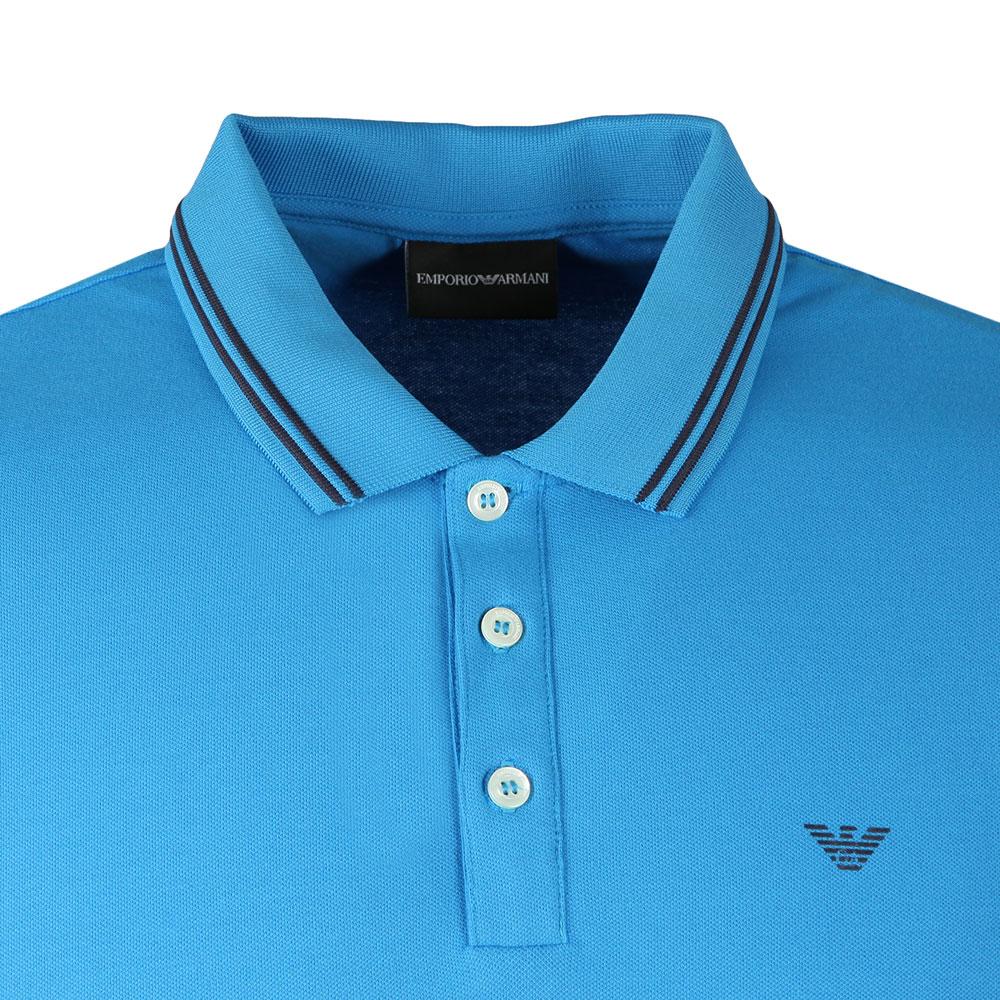 8N1F2B Tipped Polo Shirt main image