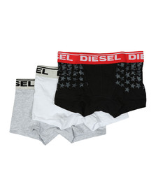 Diesel Boys Multicoloured 3 Pack Boxers