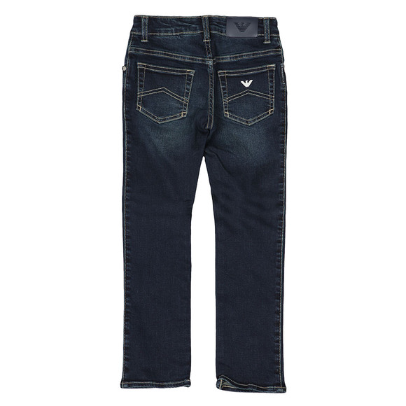 Armani Junior  Boys Blue C4J15 Jean main image
