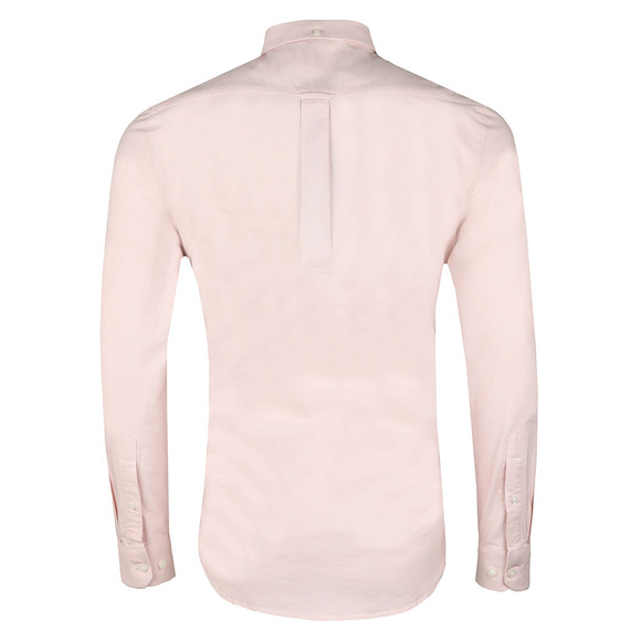 Farah Mens Pink Brewer Oxford Shirt main image
