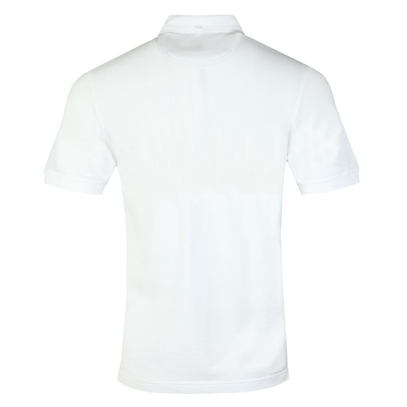 Farah Mens White Merriweather SS Polo Shirt main image