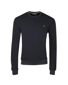 Farah Mens Blue Castlefield Sweatshirt