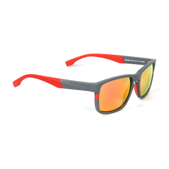 BOSS Bodywear Mens Grey 0916 Sunglasses