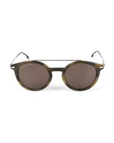 Boss Mens Green 0929 Sunglasses