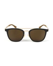 Boss Mens Black 0838 Sunglasses