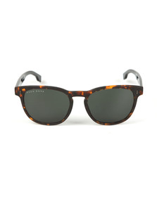 BOSS Bodywear Mens Brown 0927 Sunglasses