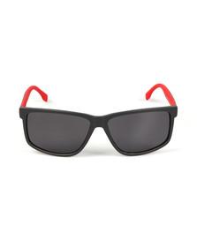 Boss Mens Grey 0833 Sunglasses